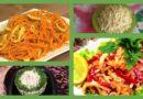 Салат из кальмаров: ТОП-10 очень вкусных рецептов