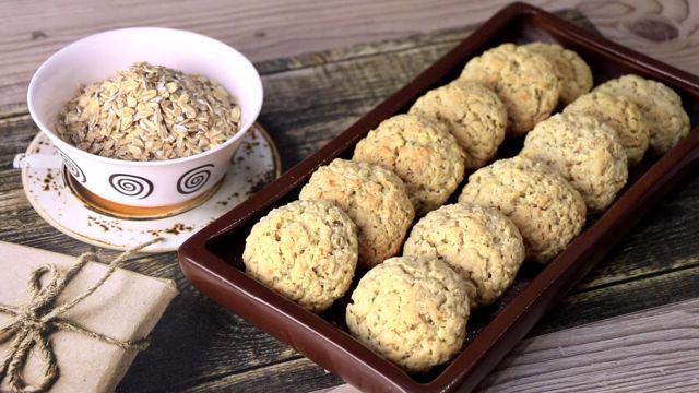 Овсяное печенье с творогом — очень вкусные рецепты в домашних условиях