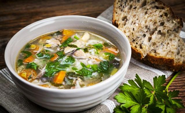 Суп с курицей и вермишелью — 9 очень вкусных рецептов вермишелевого супа с курицей
